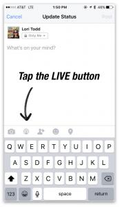 tap-live