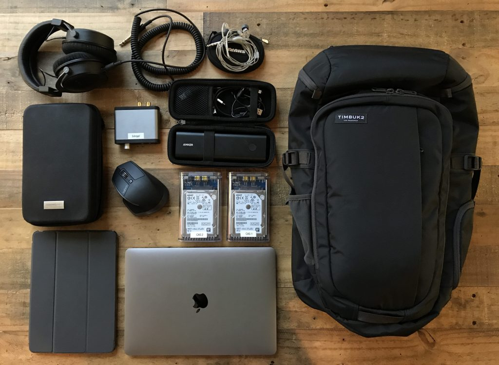 What's in your bag, Corey Schreppel? | NPR Training