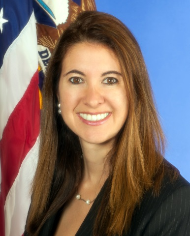 Official portrait Adriana Kugler
