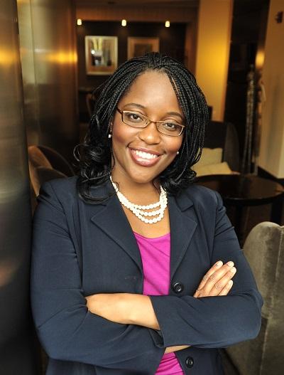 Michelle Asha Cooper
