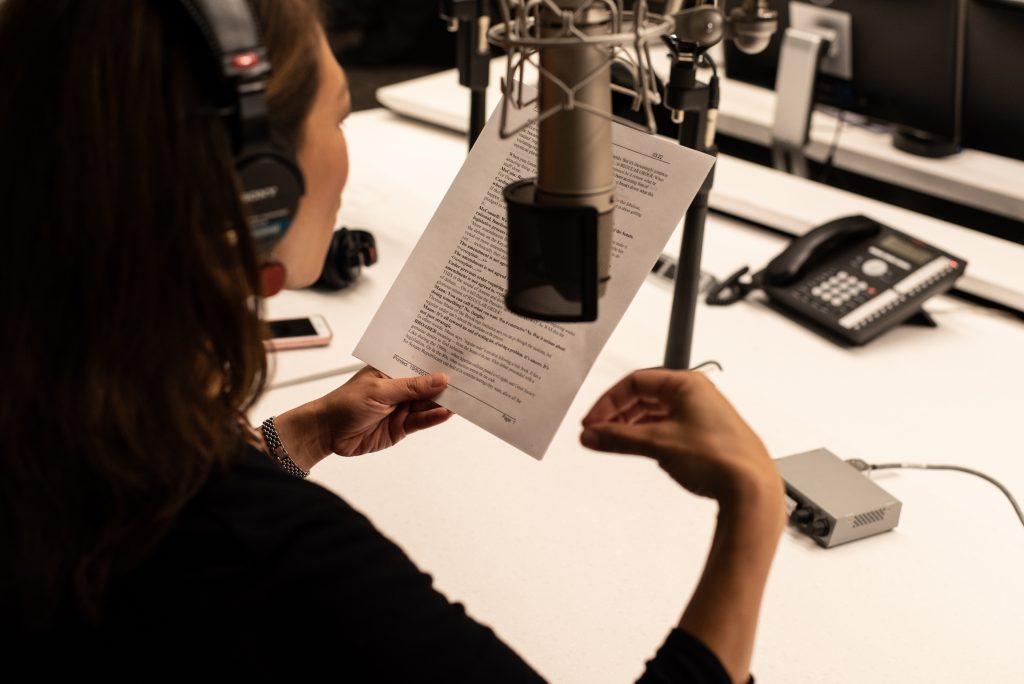 Radio intros